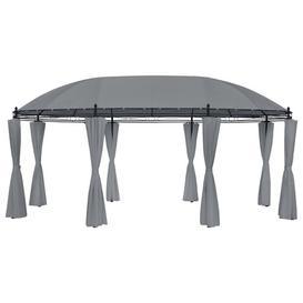 image-Bonnell 5.5m x 3.5m Steel Patio Gazebo Sol 72 Outdoor