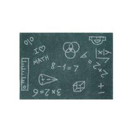 image-Lorena Canals Kids Washable I love Math Rug