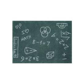 image-Lorena Canals Kids Washable I love Math Rug