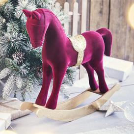 image-Rocking Horse Barberton Figurine Canora Grey