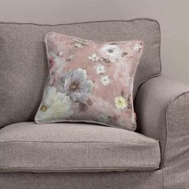image-Gabi Monet Cushion Cover Dekoria Size: 60 x 60cm, Colour: Pink
