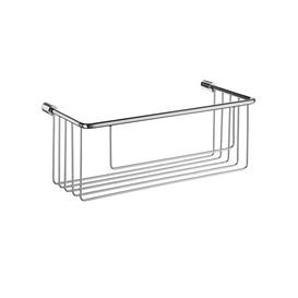 image-Metal Wall Mounted Shower Caddy Symple Stuff