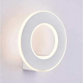 image-Reppert 1-Light LED Sconce Ebern Designs