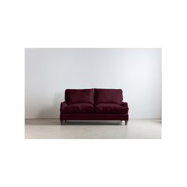 image-Robyn Three-Seater Sofa in Deep Merlot