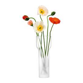 image-LSA International - Mist Vase - Part Frost - 35cm