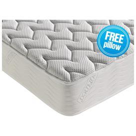 image-Dormeo Silver Plus Memory Foam Double Mattress