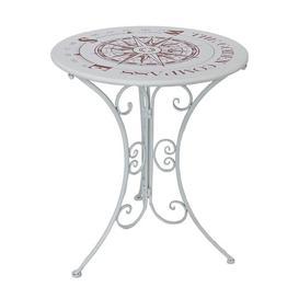 image-Wardel Metal Bistro Table Sol 72 Outdoor