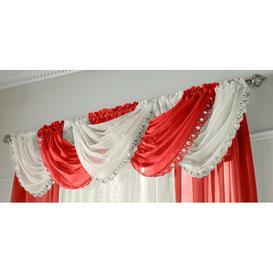 image-Axton 56cm Curtain Pelmet