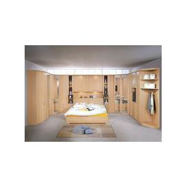 image-Wiemann Luxor 3+4 Corner Wardrobe