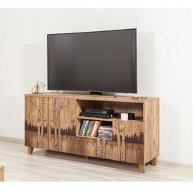"""image-Myrick TV Stand for TVs up to 55\"""" Union Rustic"""
