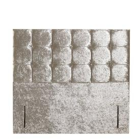 image-Barlow Floor Standing Upholstered Headboard Rosdorf Park