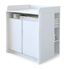 image-Nandini Changing Unit Vladon Colour: White (glossy)