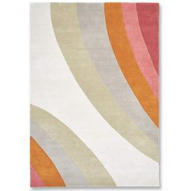 image-L'Eree Ochre Rug - 170 x 240 cm / Pink / Wool