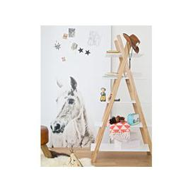 image-Kids Teepee Bookcase by Woood