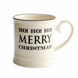 "image-Quips and Quotes \""Ho Ho Ho Merry Christmas\"" Tankard Mug Fairmont and Main Ltd"