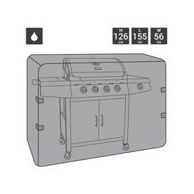 image-Universal Waterproof Premium Large Garden Barbecue Cover - Black