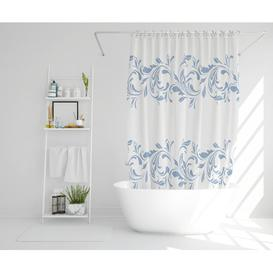 image-Climenhaga Polyester Shower Curtain Set Rosalind Wheeler Size: 177cm H x 177cm W