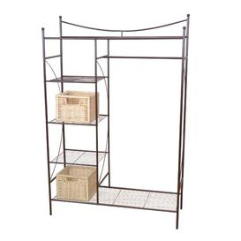 image-111cm Wide Clothes Rack Williston Forge