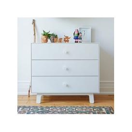 image-Oeuf Sparrow 3 Drawer Dresser in White