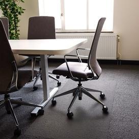 image-Cleartex Chair Mat Floortex Size: 0.23cm H x 150cm W x 300cm D