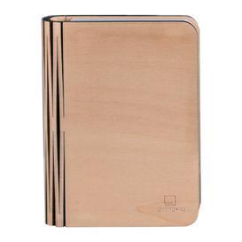 image-Gingko - Smart Book Light - Maple - Mini