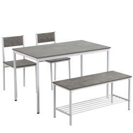 image-Stoehrs 4 - Person Dining Set