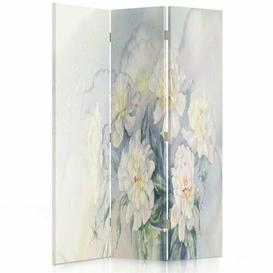 image-Fecteau 3 Panel Room Divider Lily Manor