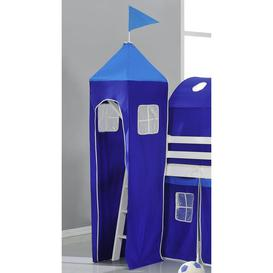 image-Tower for Midsleeper in Blue Tent Colour: Blue