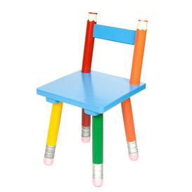 image-Pencil Children's Desk Chair Just Kids