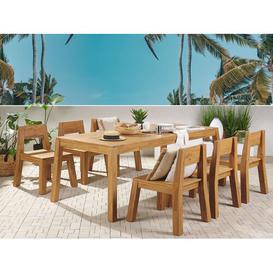 image-Belisma 6 Seater Dining Set