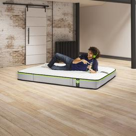 image-Benchmark S1 Comfort Eco-Friendly Open Coil Mattress Jay-Be Size: Kingsize (5')