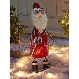 image-Three Kings Polka Santa Indoor/Outdoor Christmas Decoration