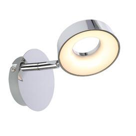 image-Avina 1-Light LED Wall Spotlight Wade Logan