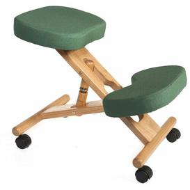 image-Kneeling Chair Zipcode Design Colour: Green