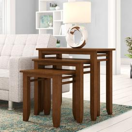 image-Sanpaolo 3 Piece Nest of Tables Homestead Living