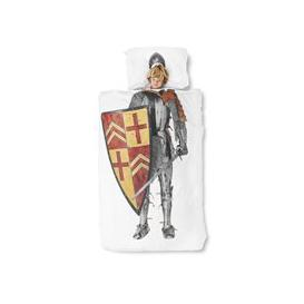 image-Snurk Childrens Knight Duvet Bedding Set