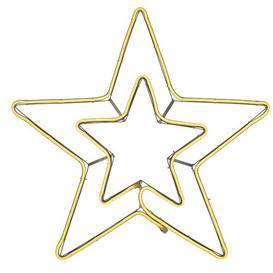 image-360 Warm White Christmas Star Neon Rope Light Mail Order Online Ltd