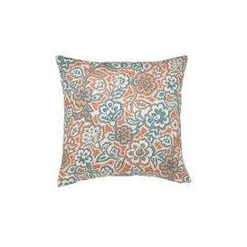 image-45x45cm Scatter Cushion in Sunset Country Rose