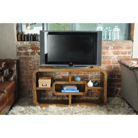 image-Exotic Lounge Size TV/Hi-Fi Unit