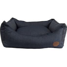 image-Berg Bolster Cushion in Brown Archie & Oscar Size: 109cm W x 82cm D x 33cm H