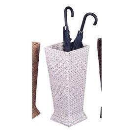 image-Umbrella holder House of Hampton Colour: Wiped varnished white