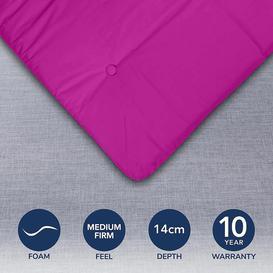 image-Mito Futon Mattress Pink