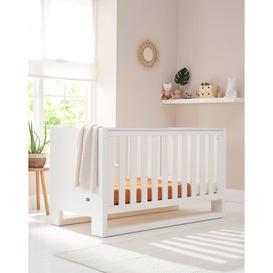 image-Rimini Cot Bed 2-Piece Nursery Furniture Set Tutti Bambini