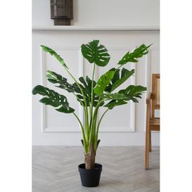 image-Faux Monstera Cheese Plant