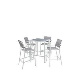 image-Portofino 4 Seater Bar Set