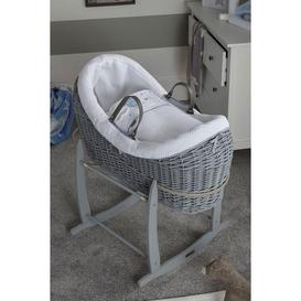 image-Over The Moon Grey Wrapover Noah Pod