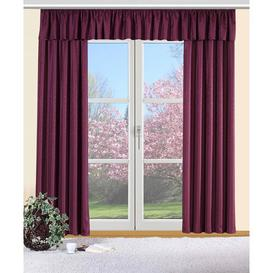 image-Rollo Curtain Pelmet Marlow Home Co. Size: 135cm L x 245cm W