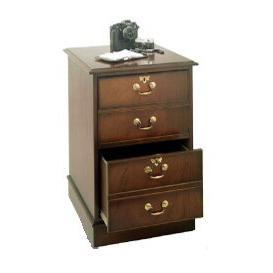 image-Hargimont 4-Drawer Filing Cabinet Rosalind Wheeler