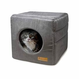 image-Square Cat Bed AllPetSolutions