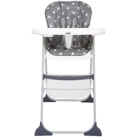 image-Joie Baby Mimzy Snacker Highchair, Twinkle Linen